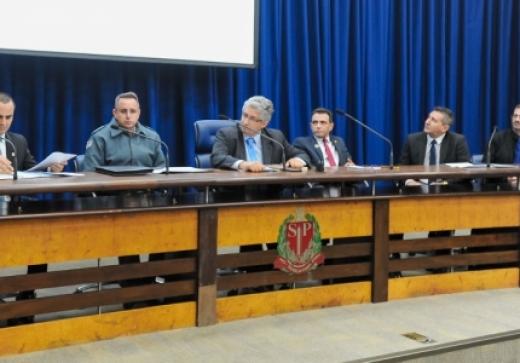 Alterações no regulamento disciplinar da PM paulista são discutidas na Alesp