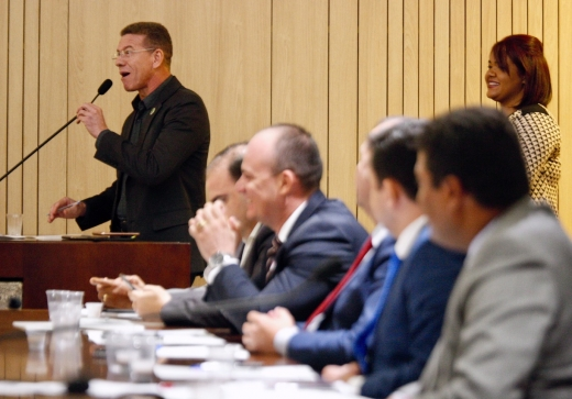 Policiais e bombeiros militares debatem a Reforma da Previdência