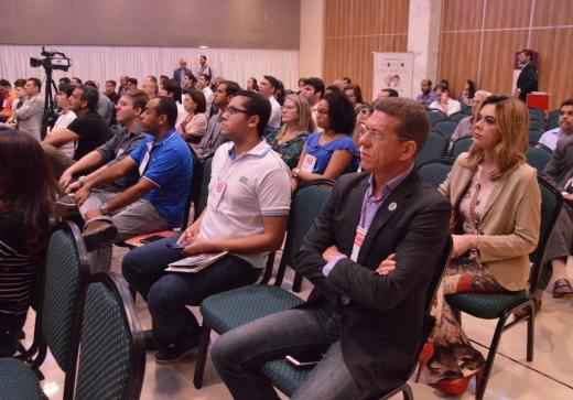 Presidente da ASSPMBMRN participa de evento sobre Estatuto do Desarmamento