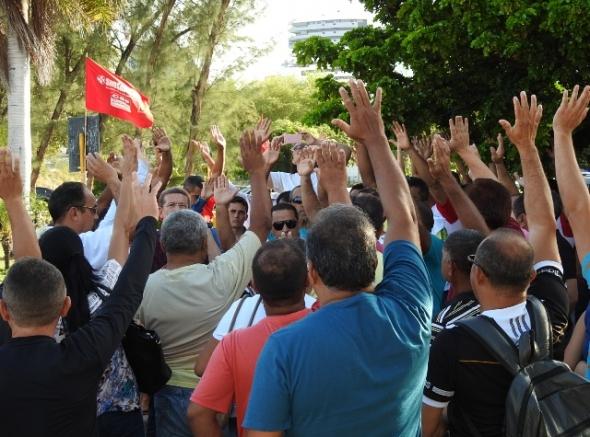 Associações convocam Assembleia Geral para deliberar sobre continuidade da operação Segurança com Segurança