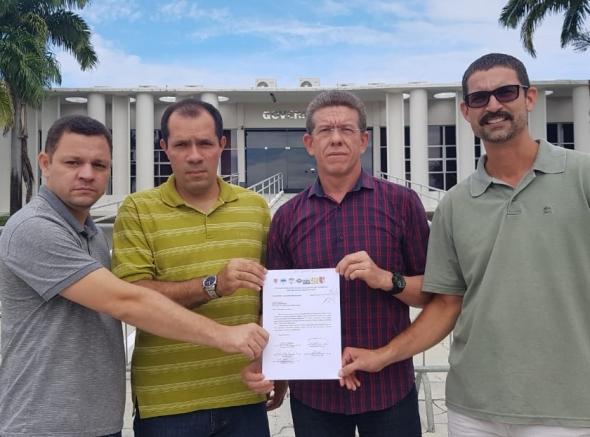 Militares estaduais requerem audiência com a governadora