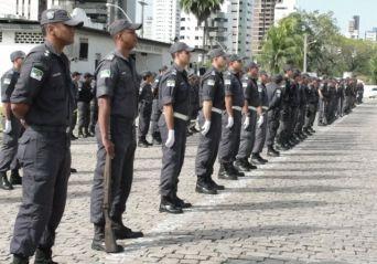 Segurança no Carnatal será feita por 600 policiais civis e militares