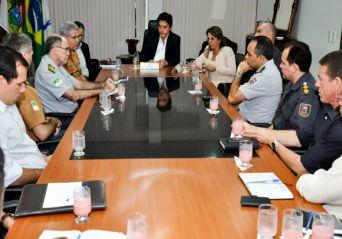 Comissão inicia reforma e criação de legislações para os militares estaduais